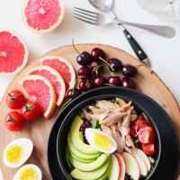 Healthy-Eating Fact Sheet