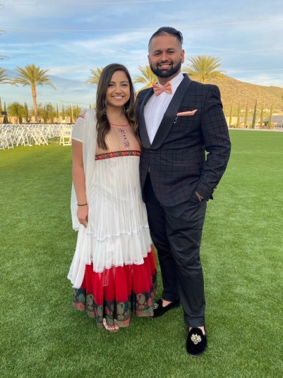 Phoenix, AZ. Wedding